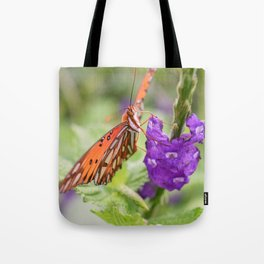 Butterfly in Ometepe, Nicaragua Tote Bag