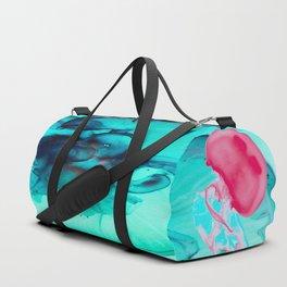 Jellyfish Duffle Bag