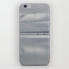 Marine Lake, West Kirby, #3 iPhone Skin