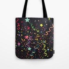 Wishes as Confetti / New Years Confetti. Tote Bag
