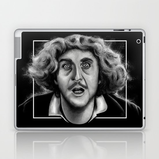 The Wilder Doctor Laptop & iPad Skin