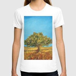 Tuscany, italian summer. T-shirt