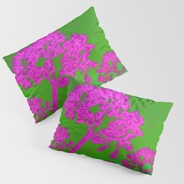 Funky Floral - JUSTART © Pillow Sham