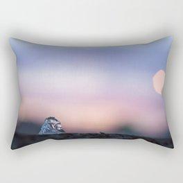 Remain Rectangular Pillow