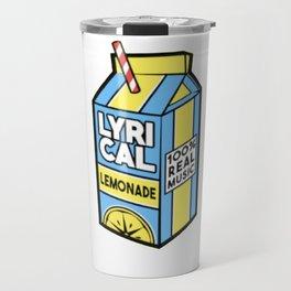 lyrical lemonade Travel Mug