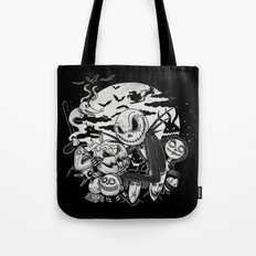 Filling Your Dreams to the Brim with Fright Tote Bag