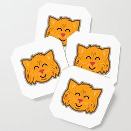 Maine Coon Cat Coaster