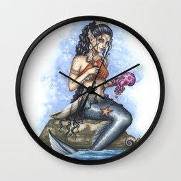 Lirasa - Mermaid Wall Clock
