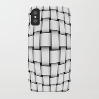 bands iPhone & iPod Cases featuring intertwined bands by siloto