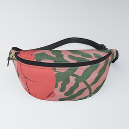 Whoa, that's high! Fanny Pack
