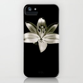 Lily Limelight iPhone Case