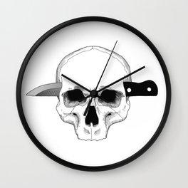 ShivHead Wall Clock