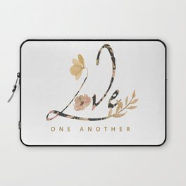 LOVE - one another Laptop Sleeve