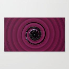 The Blackhole Canvas Print