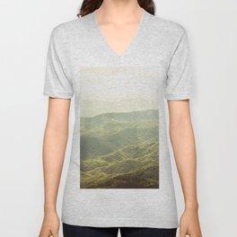 Smoky Mountain Sunshine Unisex V-Neck