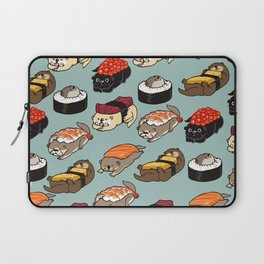 Sushi Otter Laptop Sleeve