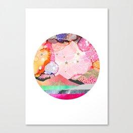Big Dipper Constellation Canvas Print