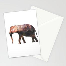 Elephant IV Stationery Cards