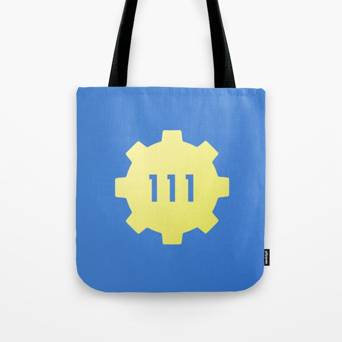 Vault 111 Tote Bag