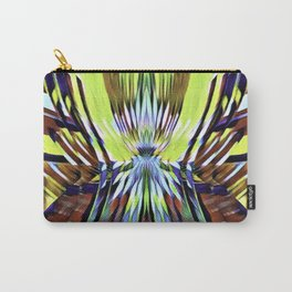 Candy Stripe Gum Carry-All Pouch