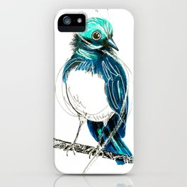 Wagtails 2. iPhone Case