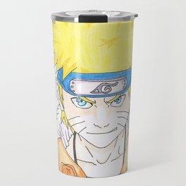 Naruto Uzumaki Travel Mug