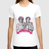 jessica lange T-shirts featuring Jessica Lange and Meryl Streep by BeeJL