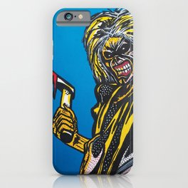 Eddie | Pop Art iPhone Case