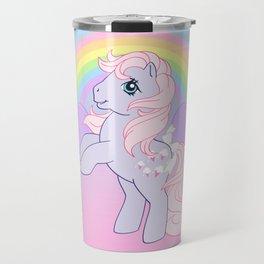 g1 my little pony lickety split Travel Mug