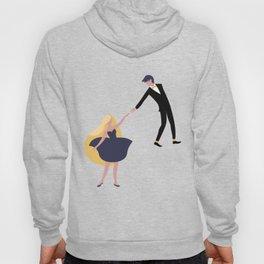 Dancing couple I Hoody