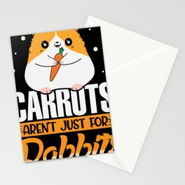 Carrots arent just for Rabbits you know Stationery Cards