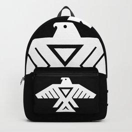 Thunderbird flag - Hi Def image Inverse edition Backpack