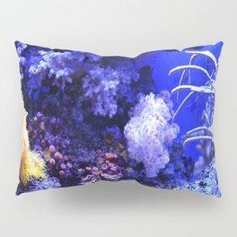 Sea creatures Pillow Sham