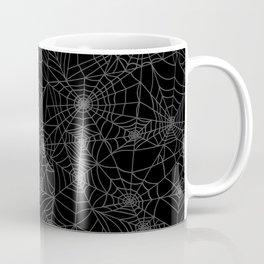 Dead of Night Cobwebs Coffee Mug