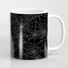 Dead of Night Cobwebs Coffee Mug