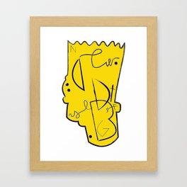 Bort Sigilson Framed Art Print