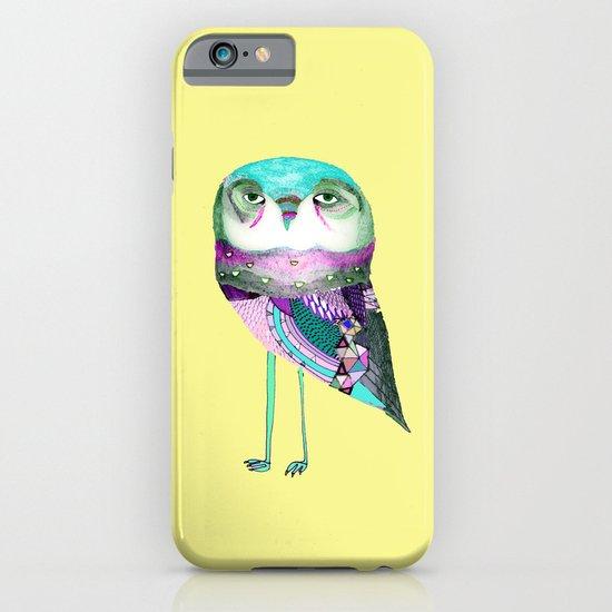 Owl Print iPhone & iPod Case