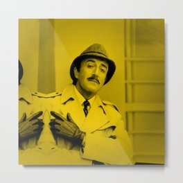 Peter Sellers - Celebrity Metal Print