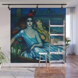 Muses of the Guadalquivir, Venice by Federico Beltran Masses Wall Mural