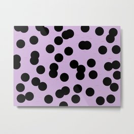 dots and dashes Metal Print