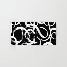 Swirls Hand & Bath Towel