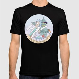 Space Alcoholics T-shirt