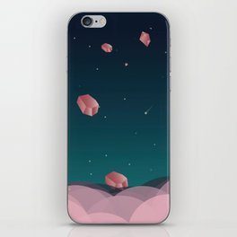 Luna Diamonds iPhone Skin
