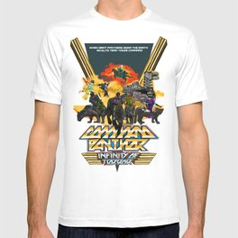 Command Panther T-shirt