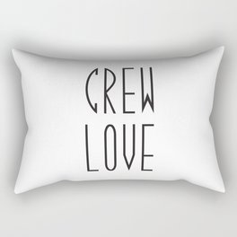 Crew Rectangular Pillow