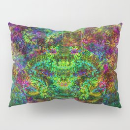 The Kale Witch Pillow Sham