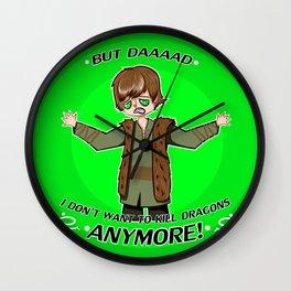 But Daaad! Wall Clock