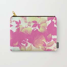 Watercolor Autumn Leaves 7 Carry-All Pouch