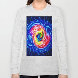 Abstract perfektion 86 Long Sleeve T-shirt