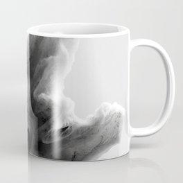 B&W Shell Wave Coffee Mug